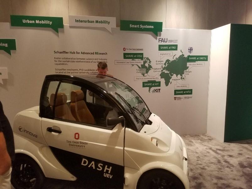 DASH Car