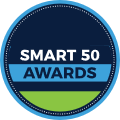 Smart 50 Awards Logo