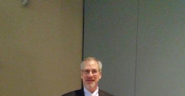 Stan Caldwell at TRB