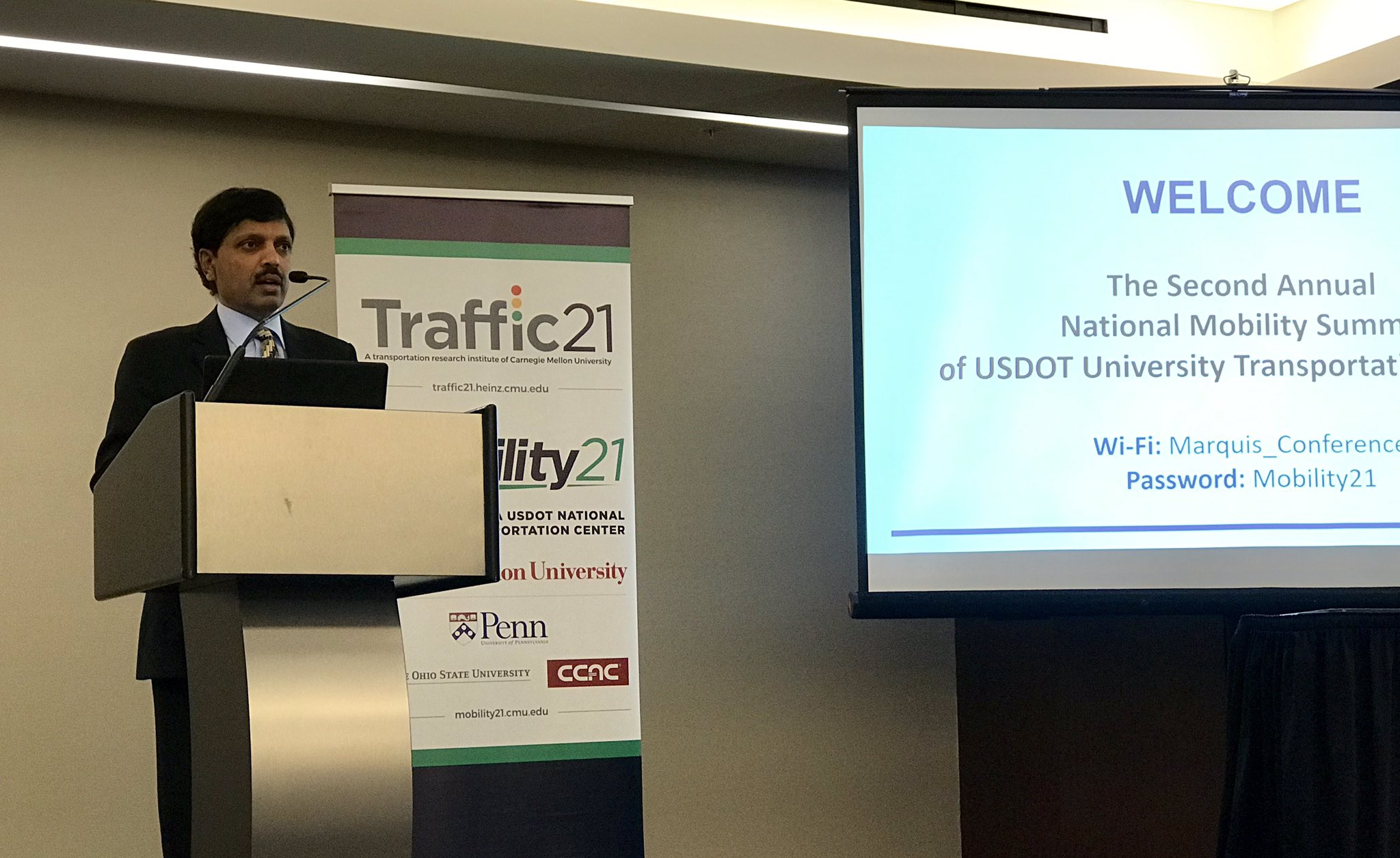 The Second Annual National Mobility Summit 2019   M21