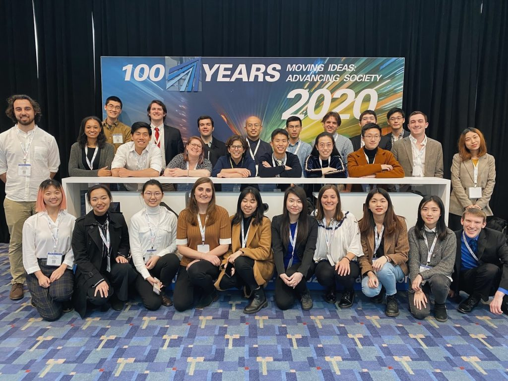 Penn Transportation Club at 2020 TRB