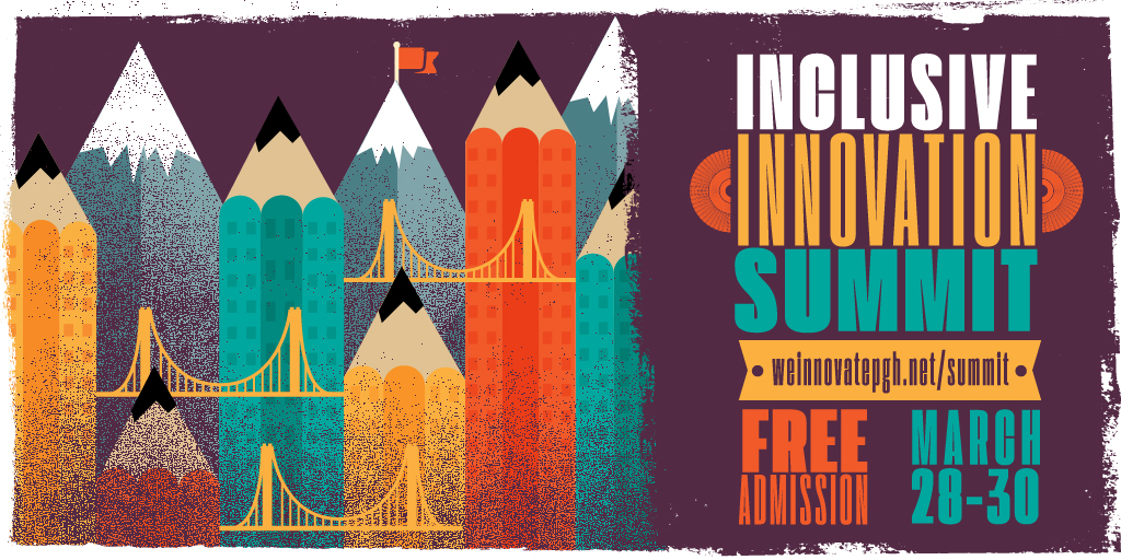Logo for the Inclusive Innovation Summit