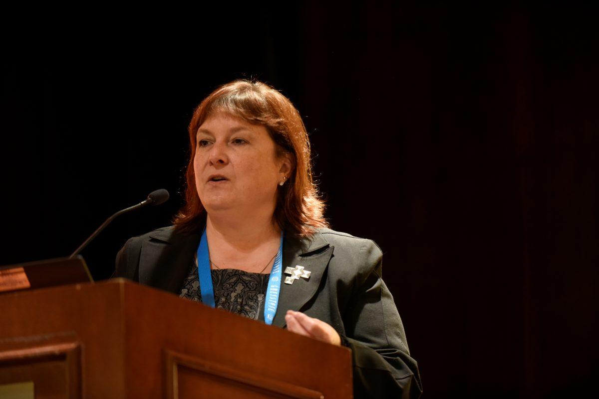 Lisa-Kay-At-APTA-Conference