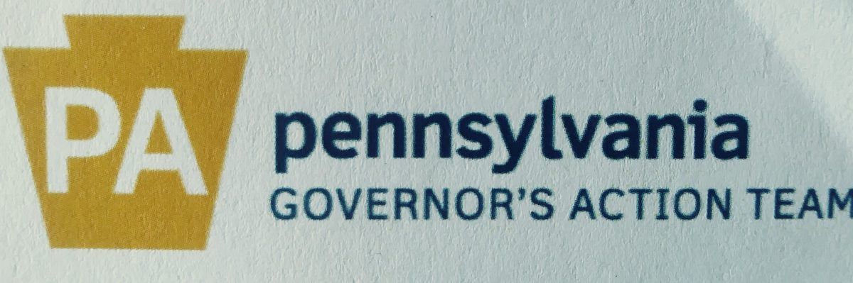 Logo of Governor's Action Team