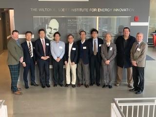 Delegation from Japan