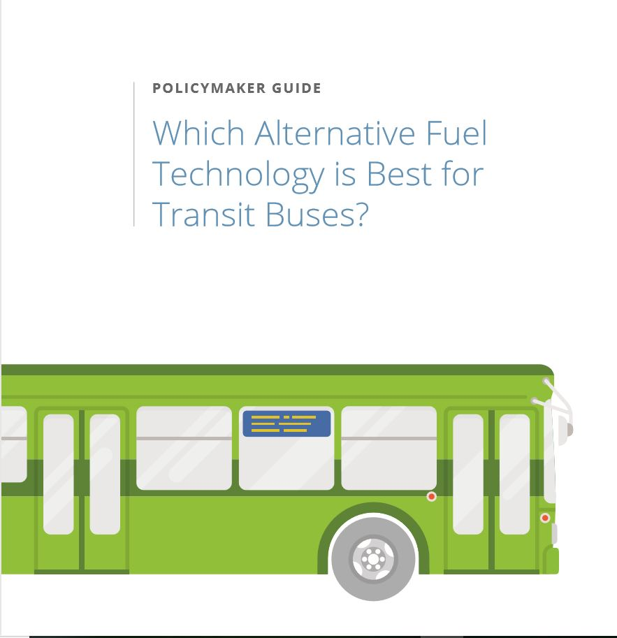 Image of the Alternative Fuels Policy Guide