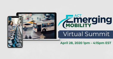 ACT Emerging Mobility Summit Logo