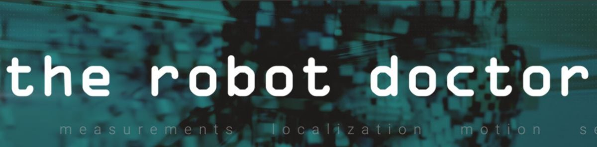 The Robot Doctor Logo