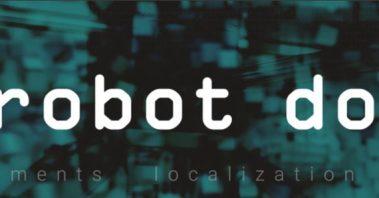 The Robot Doctor Logo