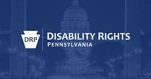 Logo for Disability Rights PA