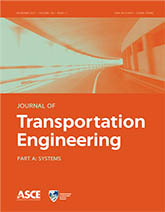 Photo of Journal of Transportation Engineering