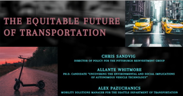 Equitable Future of Transportation