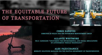 Equitable Future of Transportation
