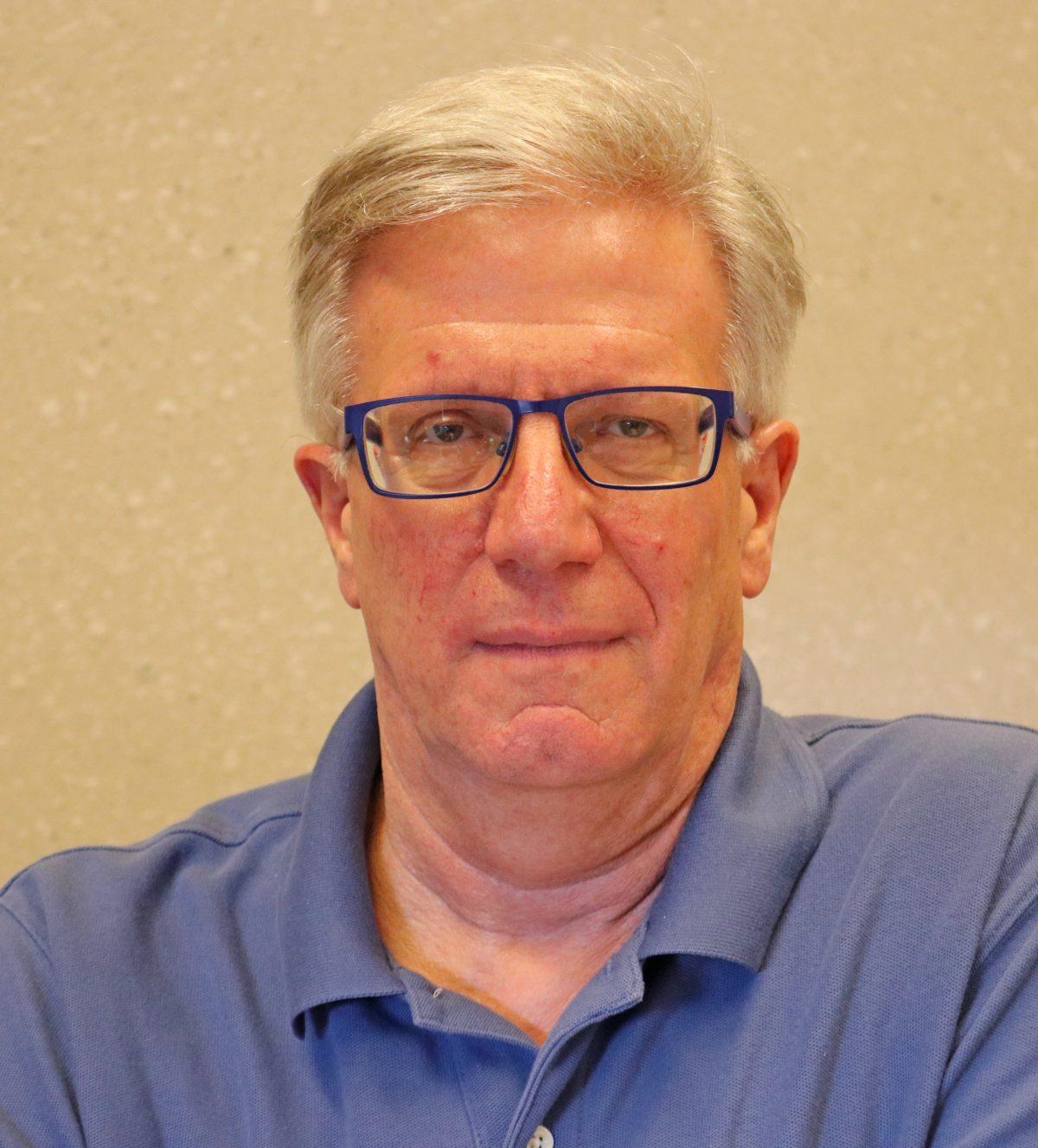 OSU Professor Mark McCord