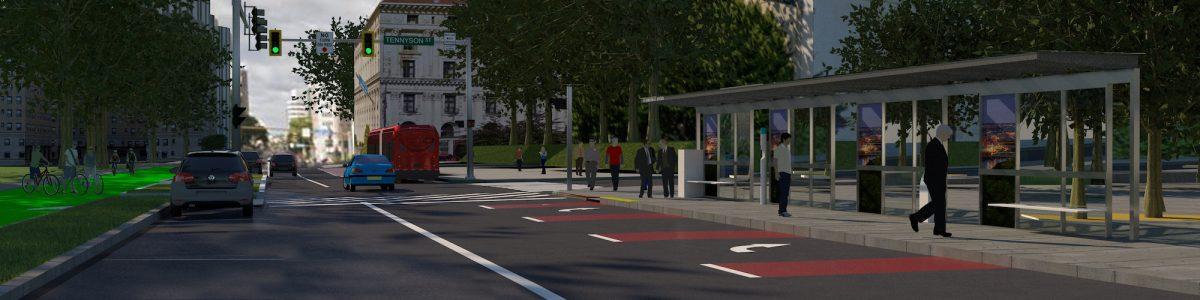 BRT Oakland