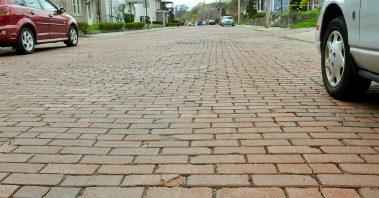 Photo of Brick Road