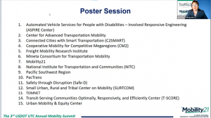 Photo Gallery - 2021 National Mobility Summit