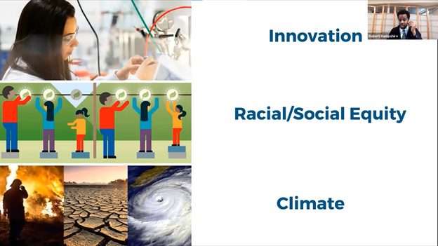 2021 National Mobility Summit - Dr. Robert Hampshire, Keynote Speaker