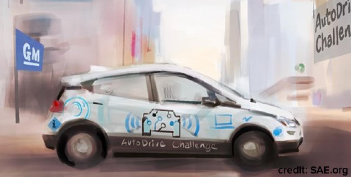 SAE AutoDrive Challenge