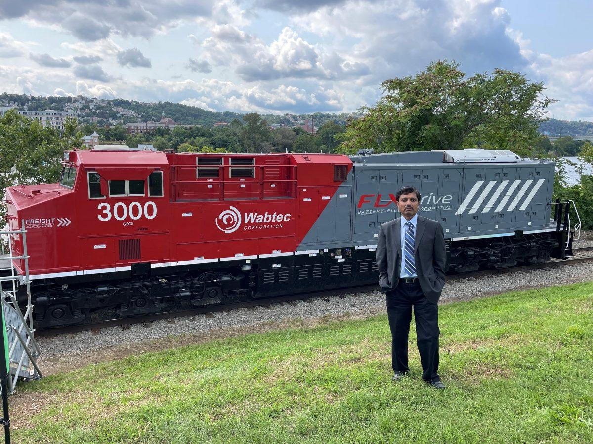 Freight 2030-Raj Rajkumar
